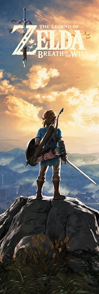 The Legend Of Zelda: Breath Of The Wild (Sunset)