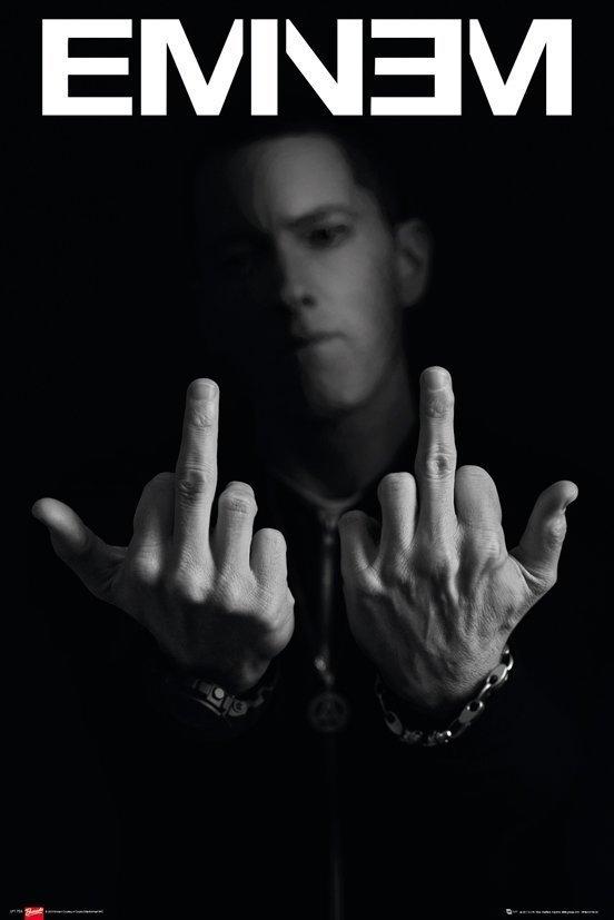 Eminem- Finger (Bravado)