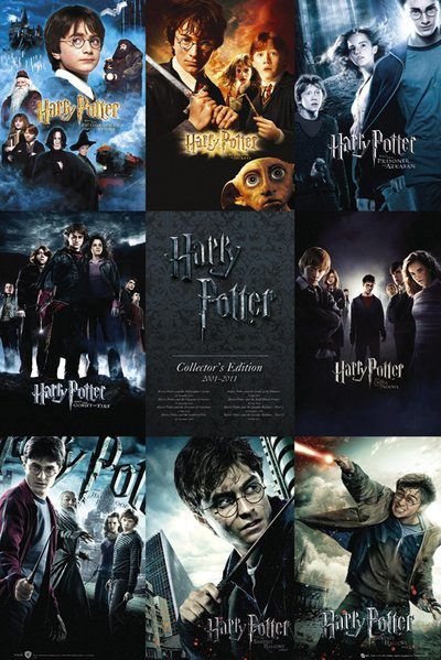 Harry Potter - Collection
