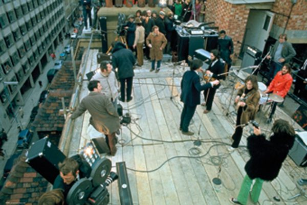The Beatles - Rooftop