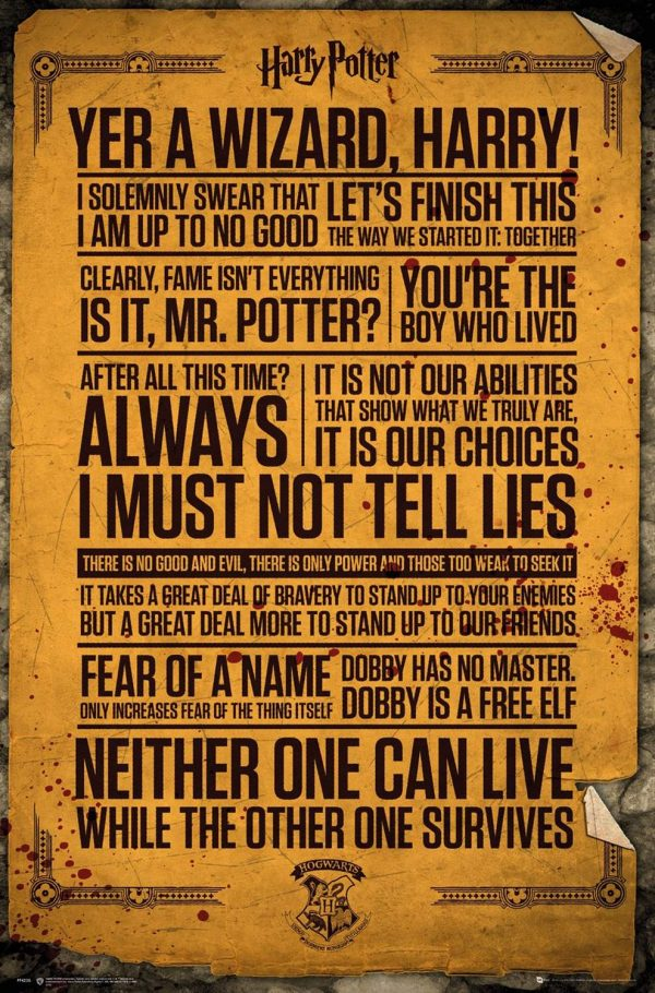 Harry Potter - Quotes