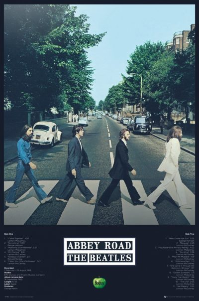 The Beatles - Abbey Road Tracks