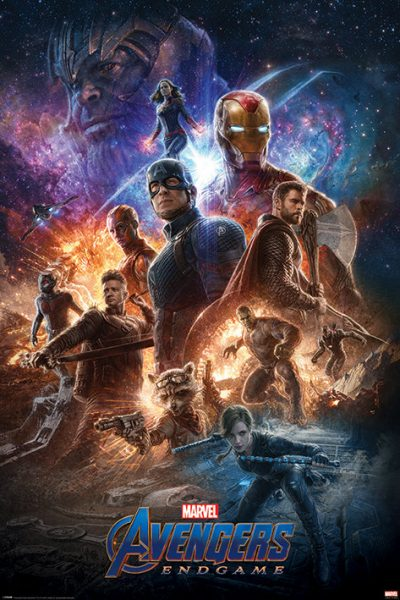 Avengers - Endgame From The Ashes