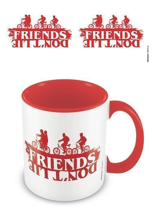 Stranger Things - Friends Don't Lie - Mugg