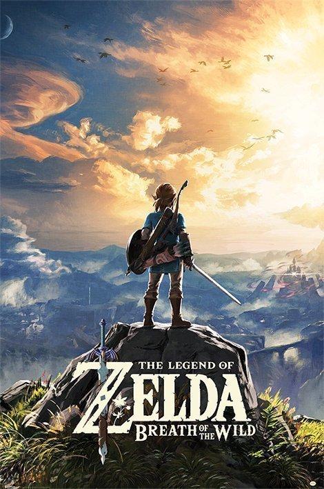 The Legend Of Zelda - Breath Of The Wild - (Sunset)