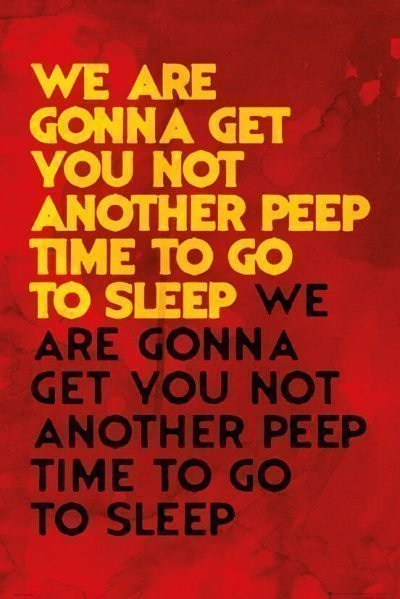 The Evil Dead - Sleep Time - WE ARE GONNA GET YOU