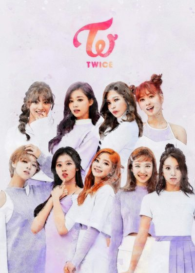 Pergament - K Pop - Twice
