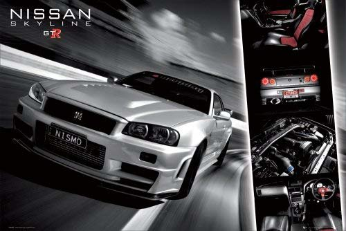 Nissan Skyline GT-R - Easton