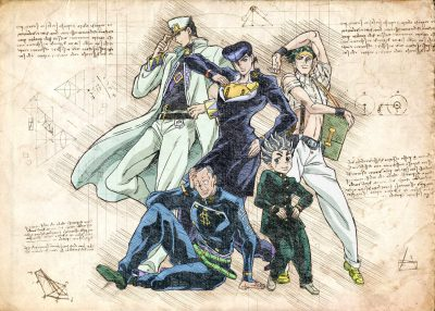Pergament - JoJo - Group