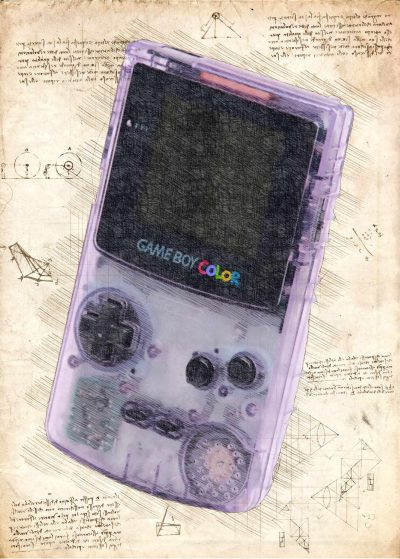 Pergament - Gameboy