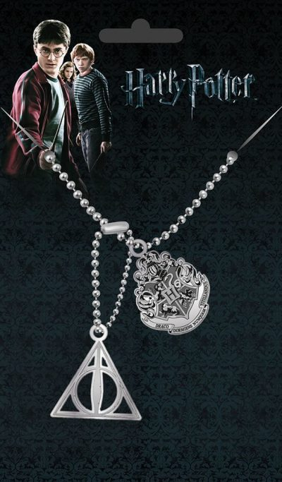 Halsband -Harry Potter Dog Tags