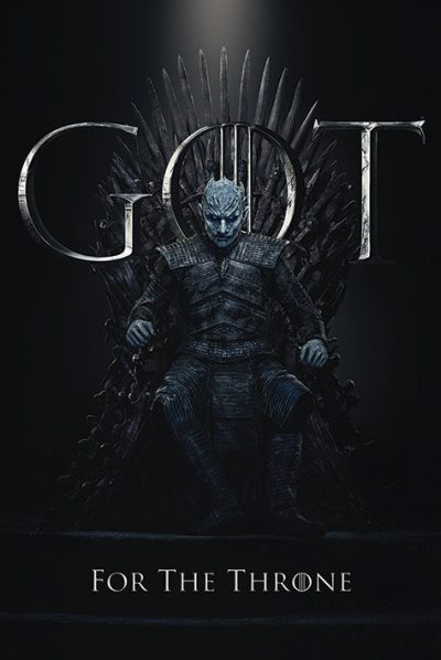 Game of Thrones - The Night King For The Throne