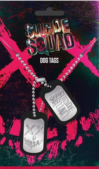 Halsband - Suicide Squad Dog Tags