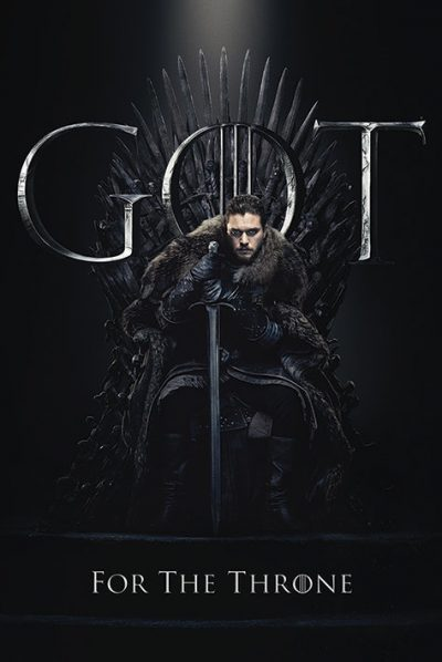 Game of Thrones - John Snow For The Throne
