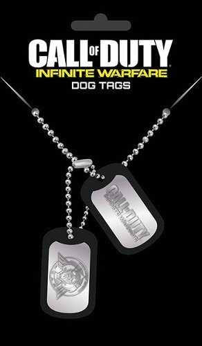 Halsband - Call Of Duty Dog Tags
