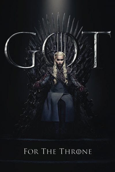 Game of Thrones - Daenerys For The Throne