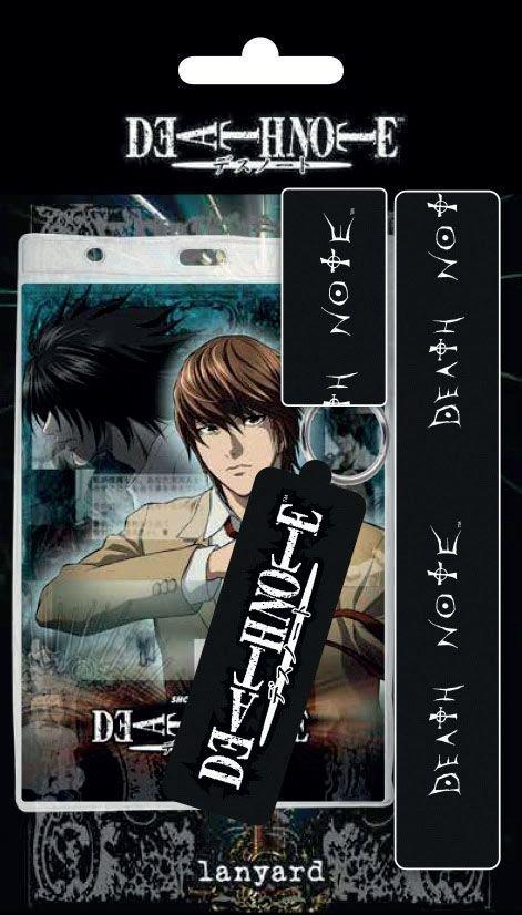Nyckelband -Death Note Lanyard
