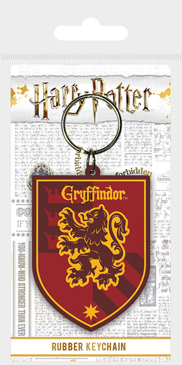 Nyckelring - Harry Potter (Gryffindor)