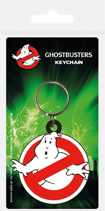 Nyckelring - Ghostbusters (Logo)