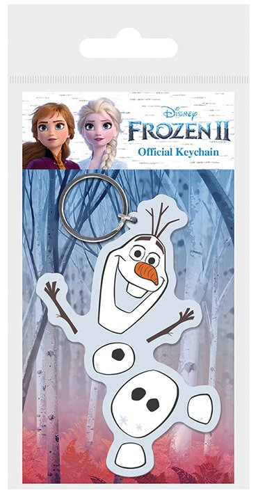 Nyckelring - Frozen 2 - Olaf