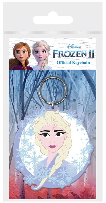 Nyckelring - Frozen 2 - Elsa