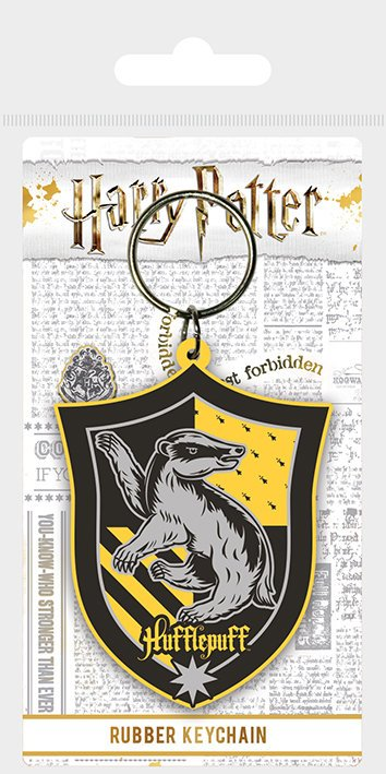 Nyckelring - Harry Potter (Hufflepuff)
