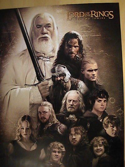 Lord of the Rings: The Two Towers - Heroes