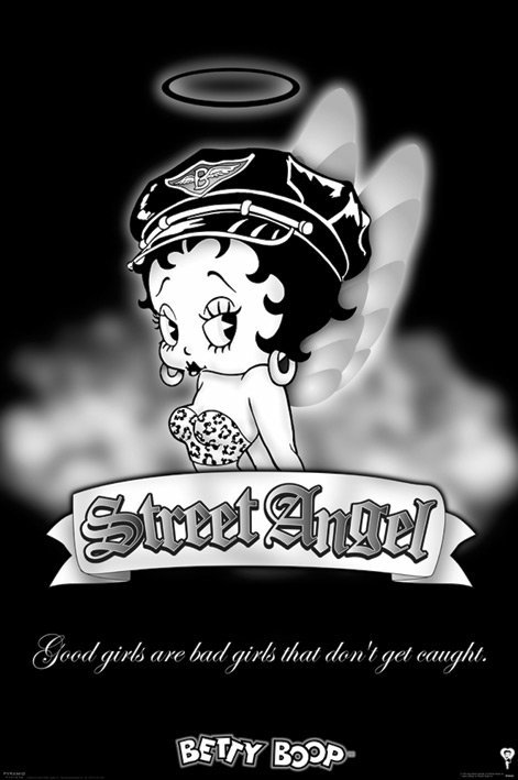 Betty Boop - Street Angel