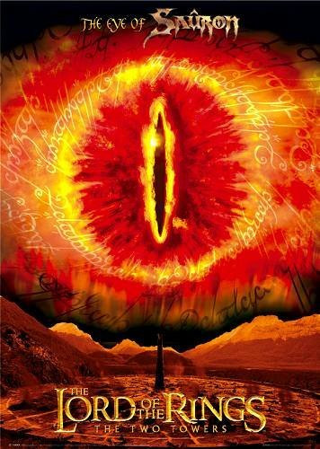 Lord of the Rings: The Two Towers - The Eye Of Sauron