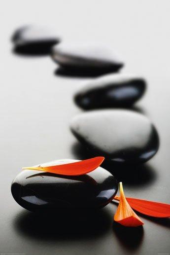 Zen Stones - Red