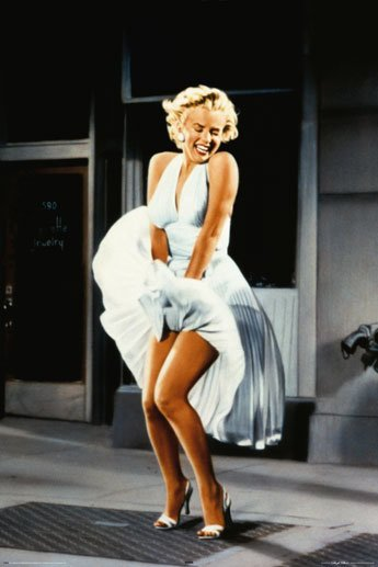 Marilyn Monroe - Seven Year Itch. Dress
