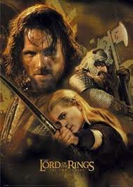 Lord of the Rings: The Two Towers Aragorn and friends