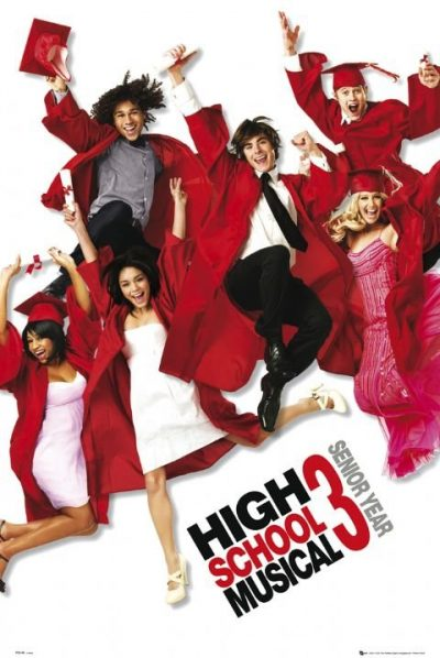 High School Musical - East High Graduate