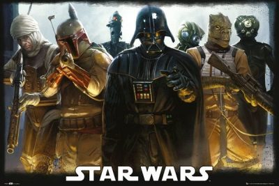 Star Wars - Darth Vader - Bounty Hunters