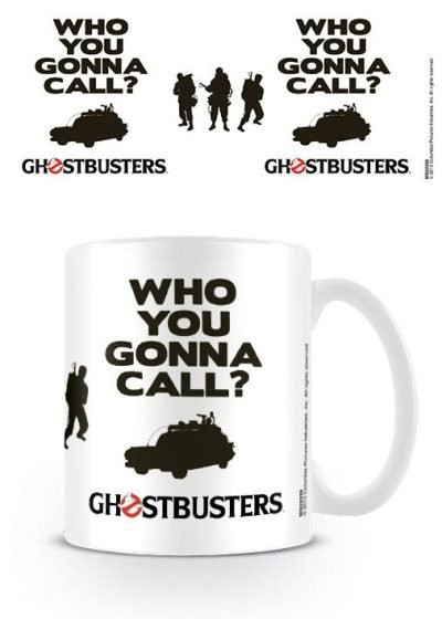 Ghostbusters - Who You Gonna Call - Mugg