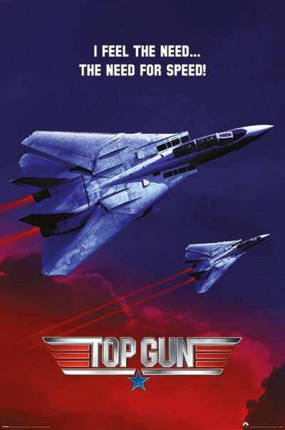 Top Gun - The Need For Speed