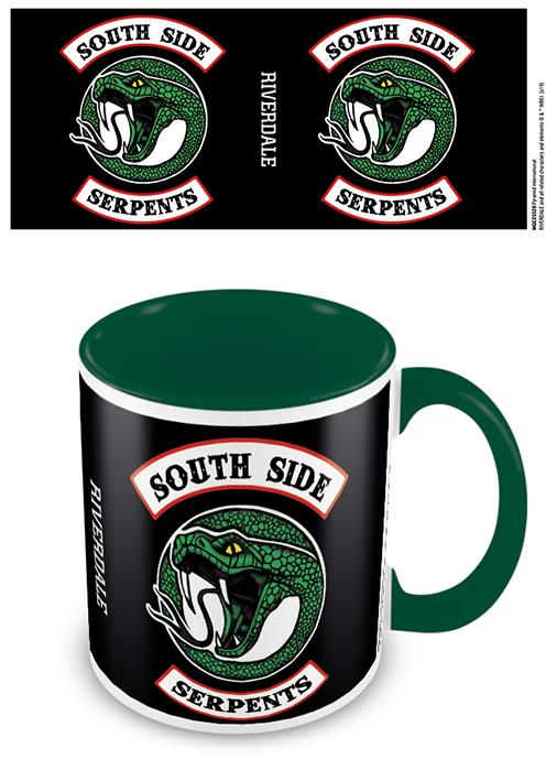 Riverdale - South Side Serpents - Green - Mugg