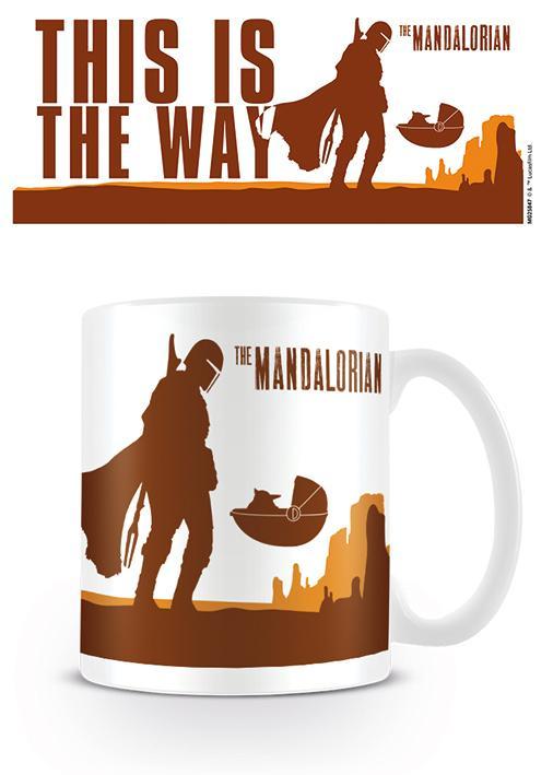 Star Wars - The Mandalorian (This is the Way) - Mugg
