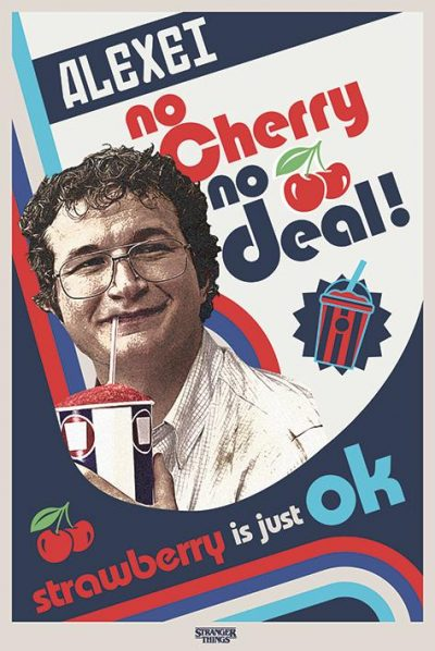 Stranger Things - No Cherry No Deal