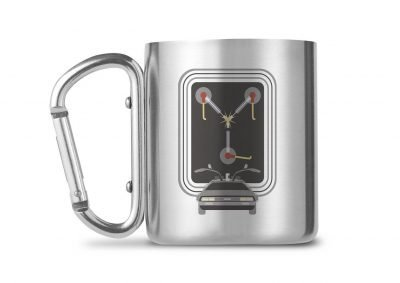 Back To The Future - Flux Capacitor - Mugg med karbinhake