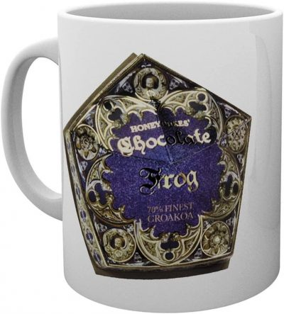 Harry Potter - Chocolate Frogs - Mugg