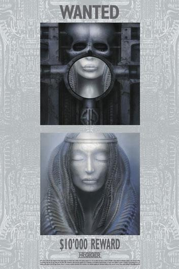 ELP - Wanted - Giger