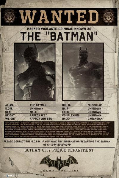 Batman - Wanted
