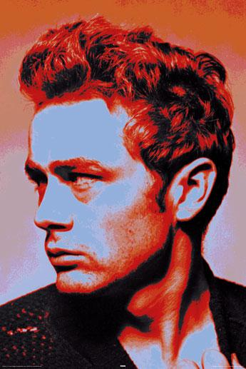 James Dean - Pop Art
