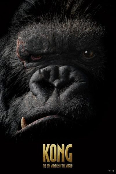 Kong - King Kong Face