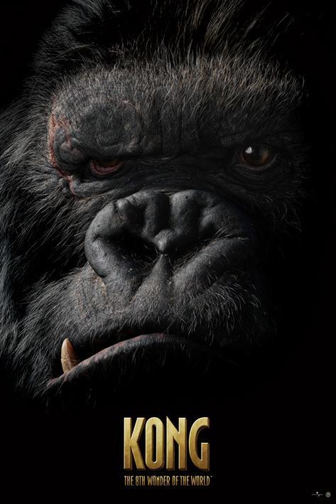 Kong - King Kong Face