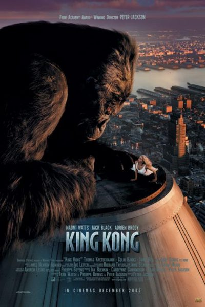 Kong - King Kong On The Roof