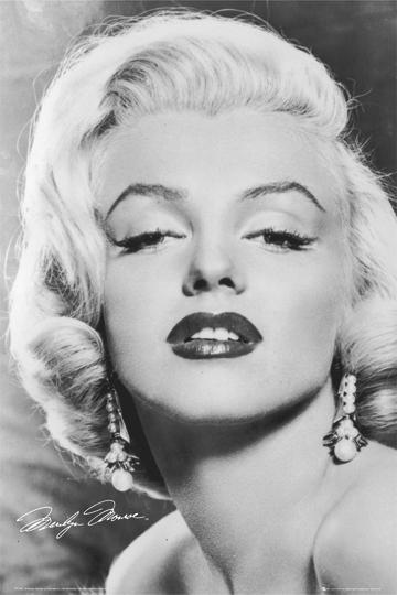 Marilyn Monroe - Face