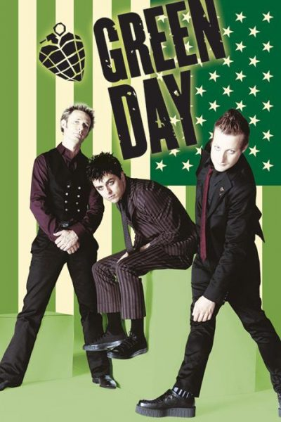 Green Day - American Flag