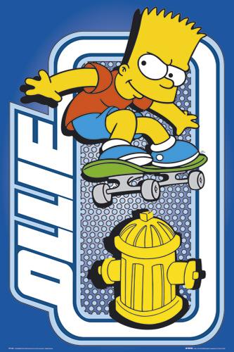The Simpsons - Ollie